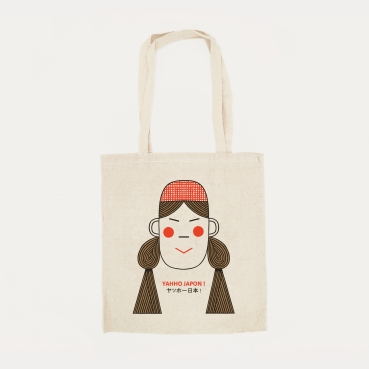 Tote-bag Yahho Japon