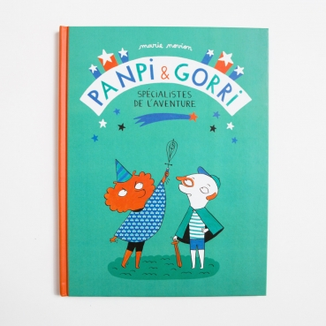 Panpi et Gorri - Tome 1