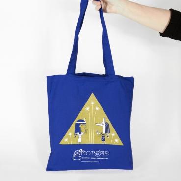 Tote-bag Pyramide